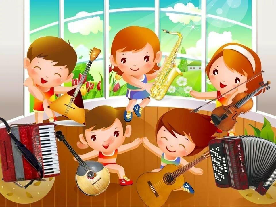 Сценарии музыкальных семейных клубов в детском саду